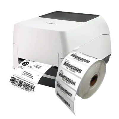 toshiba barcode label printer and labels
