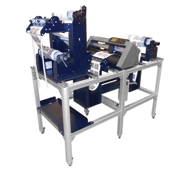 DPR Digital Label Finishing Systems