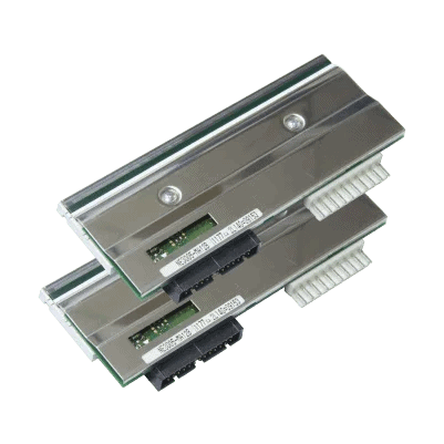 thermal printhead for barcode label printers