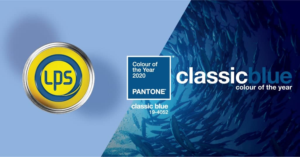 2020 Pantone Colour of the Year_Classic blue