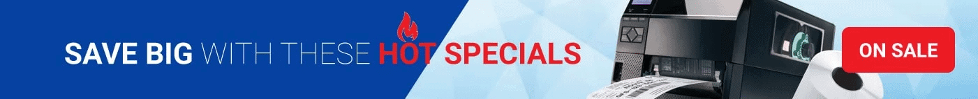 Label Print Systems Specials