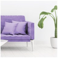 ultra violet in home decor